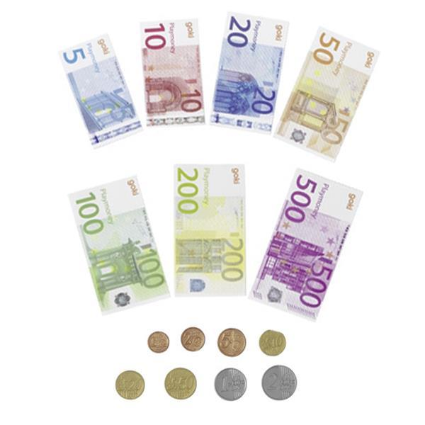 Goki εκπαιδευτικό σετ νομισμάτων ευρώ